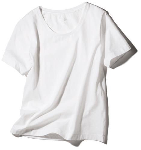 白Tシャツ・ブランド:ジーユー