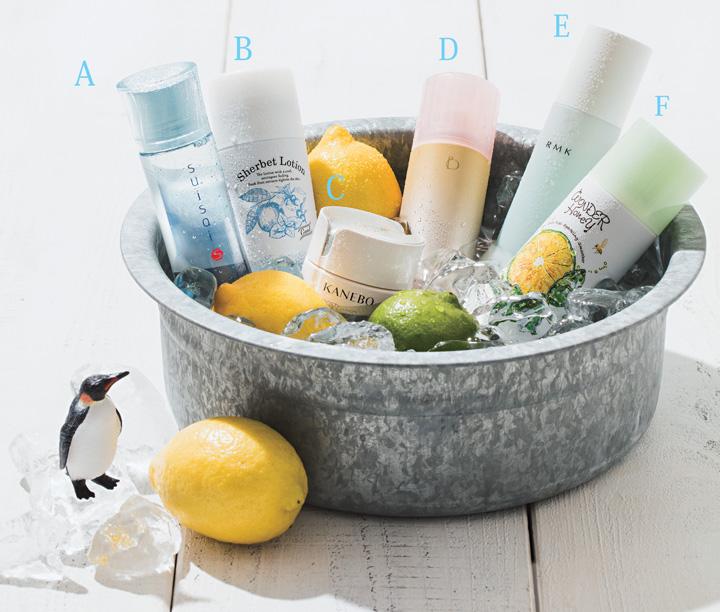 20代の化粧水 おすすめ×炎症を鎮めるひんやり化粧水6選