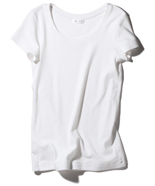 女性に嬉しい工夫いっぱいの美Tシャツ