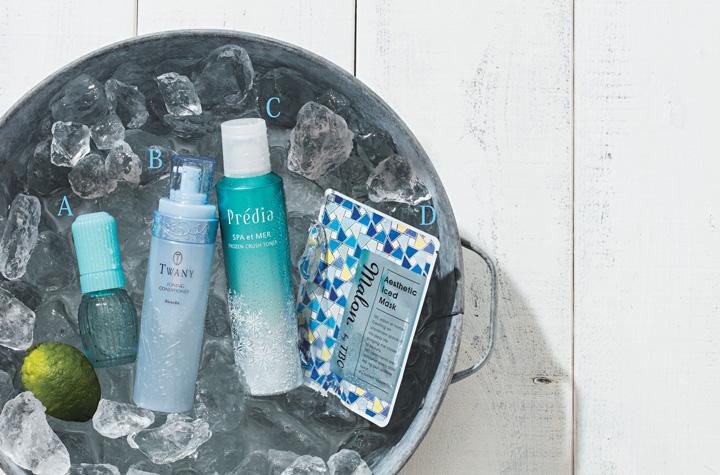 20代の化粧水 おすすめ×開き毛穴に効く冷やし保湿液3選