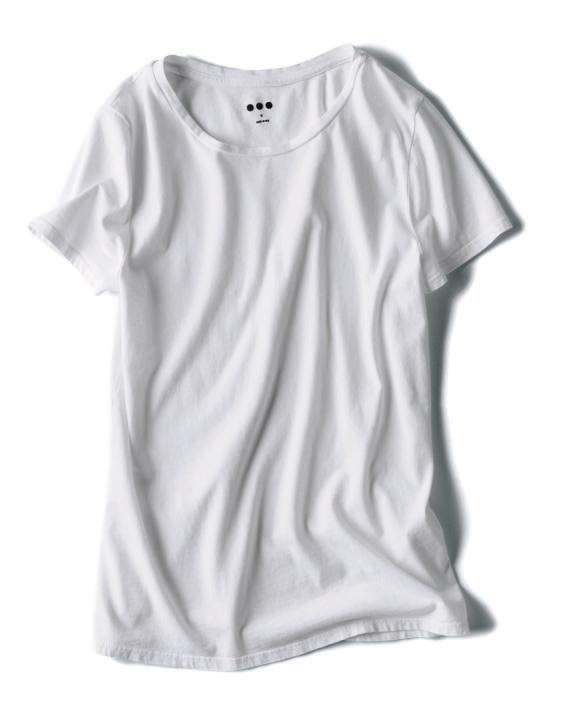 白Tシャツ・ブランド:スリードッツ