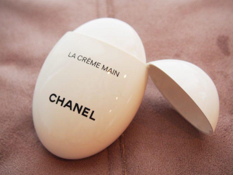 見た目にもかわいい卵型ハンドクリーム|シャネル