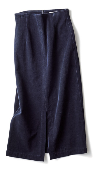 【GALERIE VIE ギャルリー・ヴィー】のハイウエストタイトスカート