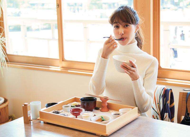 あそらの茶屋 朝食