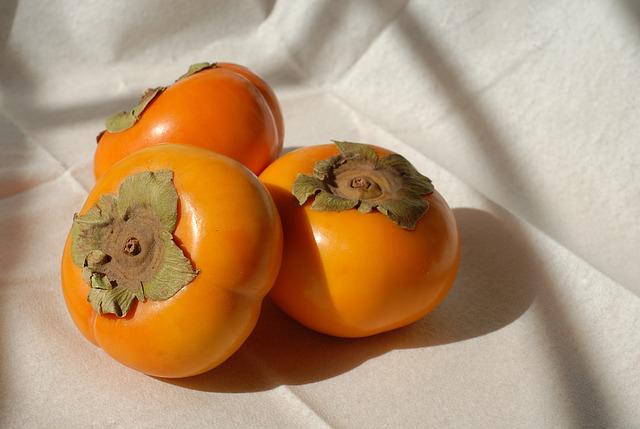 今が旬の「柿」
