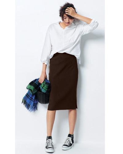 ニットタイトスカート2