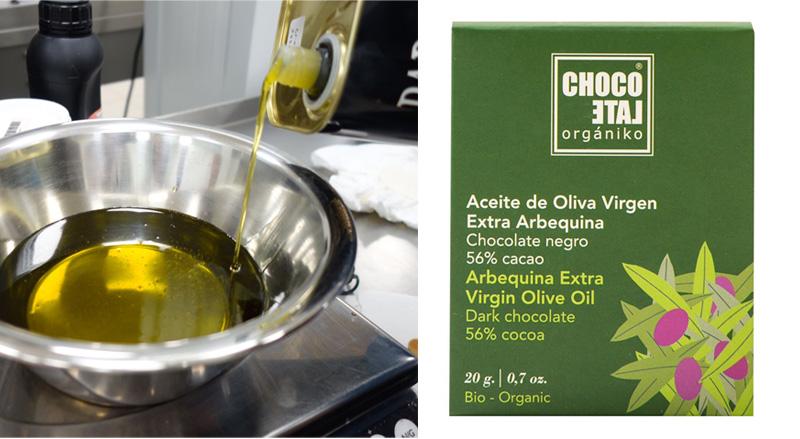 オルガニコ オリーブオイルチョコレート