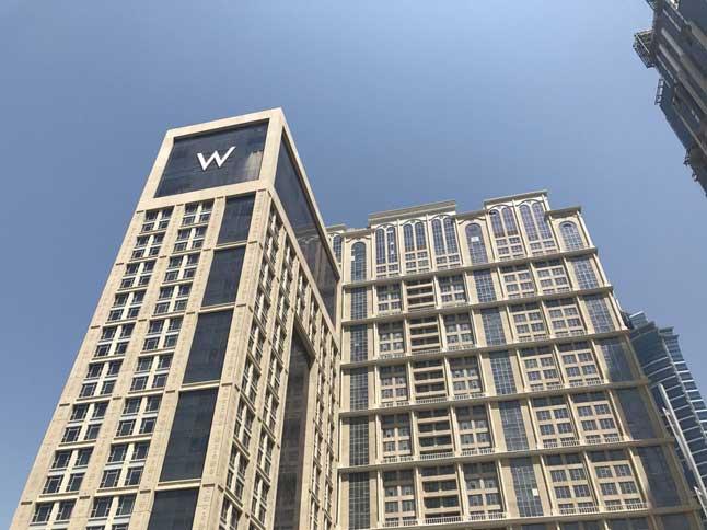 W Dubai Al Habtoor City Hotel(ダブル ドバイ アルハブトゥール シティ)