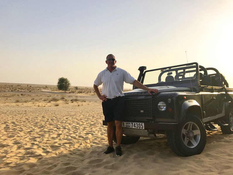DESERT DRIVE(砂漠ドライブ)
