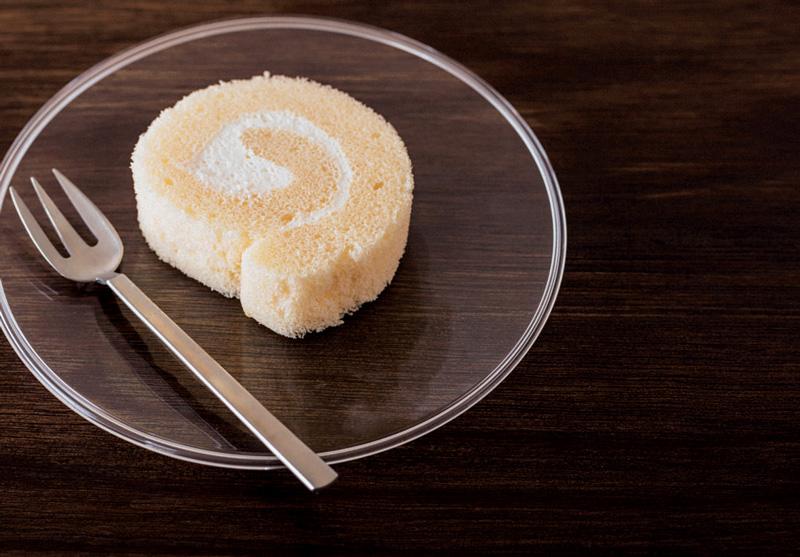 シェ・かつ乃 たまごロール ロールケーキ