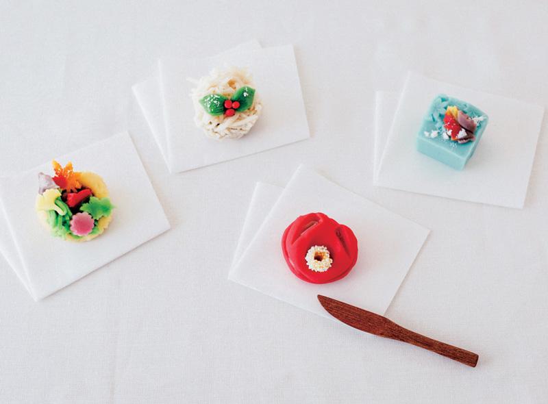 菓匠 菊家 和菓子