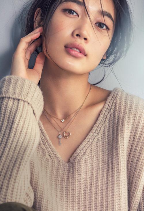 ダイヤモンド バイ ザ ヤード モデル ネックレス