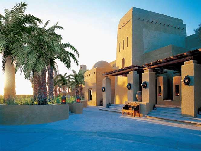 Bab Al Shams Desert Resort & Spa(バブ アル シャムス デザート リゾート&スパ)