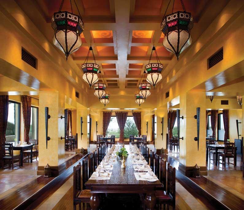 AL FORSAN レストラン