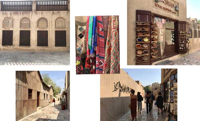 イスラム様式の街並み
