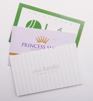美容系カード