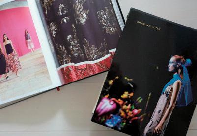 ファッションブランドの写真集