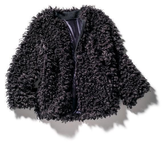 chuuのプードルジャケット
