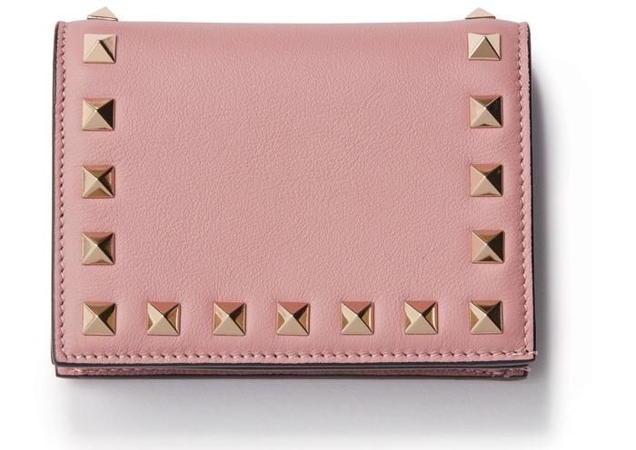 ヴァレンティノ 財布 ピンク