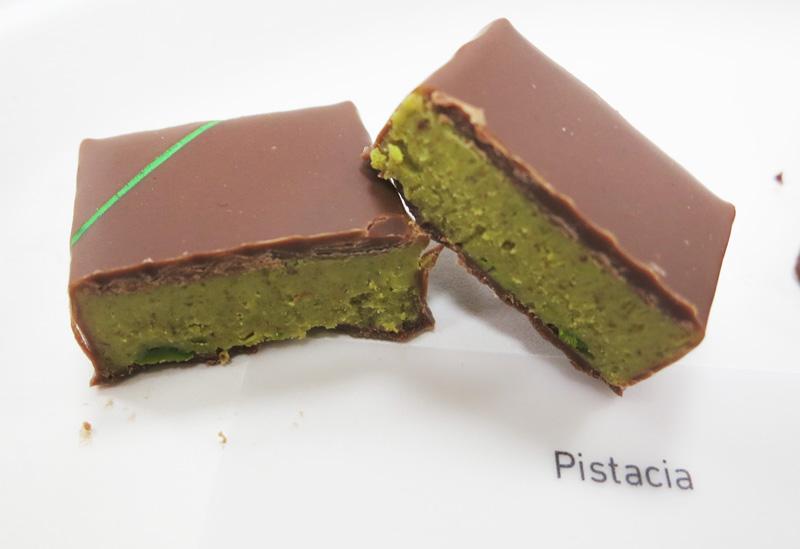 ピスタチア チョコレート
