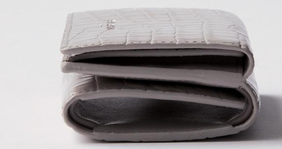 サンローラン 財布 横
