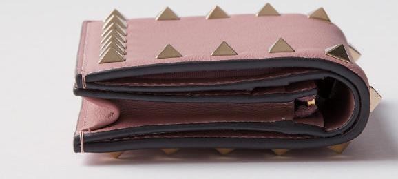ヴァレンティノ 財布 横