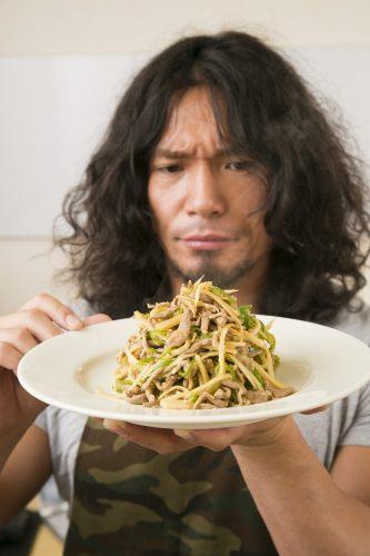 DRAGON GATE,YAMATO,プロレスラー,レシピ,筋肉キッチン,青椒肉絲