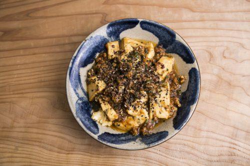 特製「麻婆豆腐」