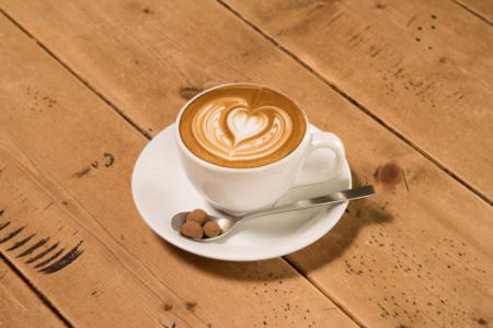 Valentine Cappuccino(バレンタインカプチーノ)