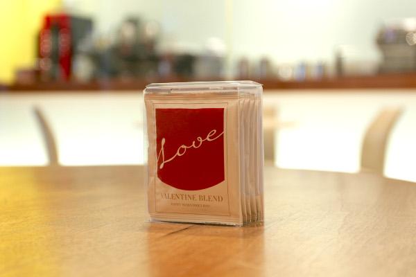 バレンタインブレンド-ホワイトラベル-ドリップバッグコーヒー