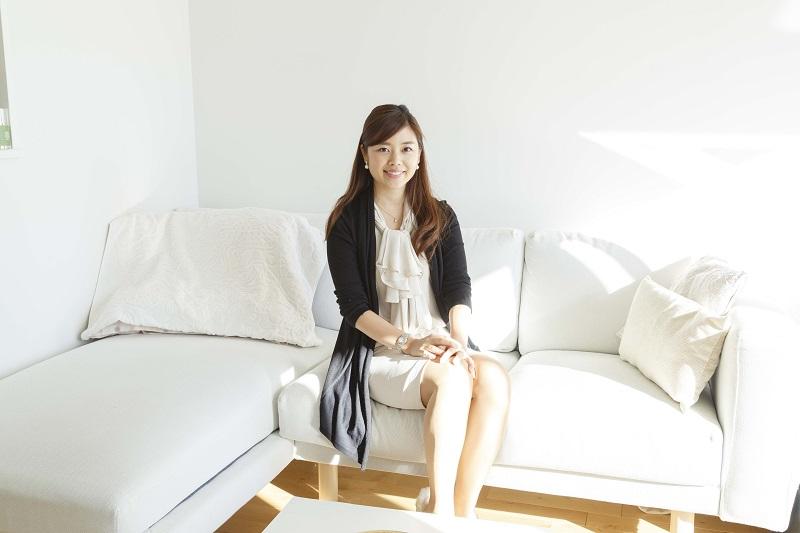 石山さんの居室
