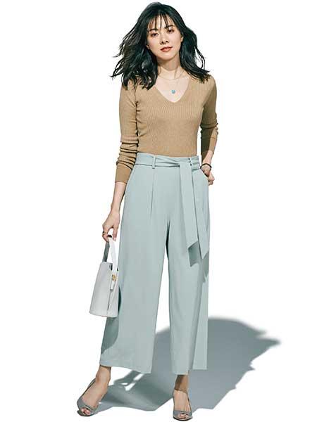 おしゃれファッション30選【レディース│2019】|シンプルで男性