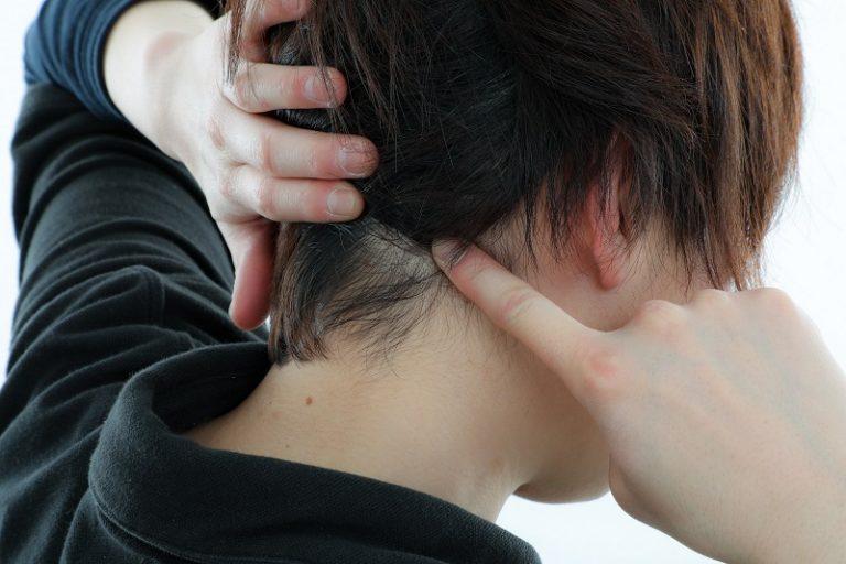 眼精疲労+頭痛の場合