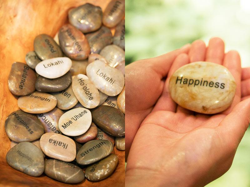 石 メッセージ