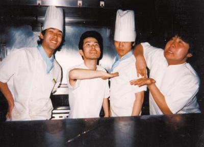 ファミリーレストラン アルバイト