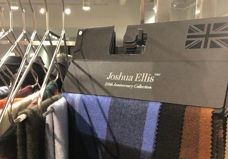 29860e5efe0972 カシミアストールブランドのJoshua Ellisの展示会にお邪魔しました!  Oggiの専属読者モデルオッジェンヌの宮本萌さんが、日々のリアルなコーディネートを紹介する ...