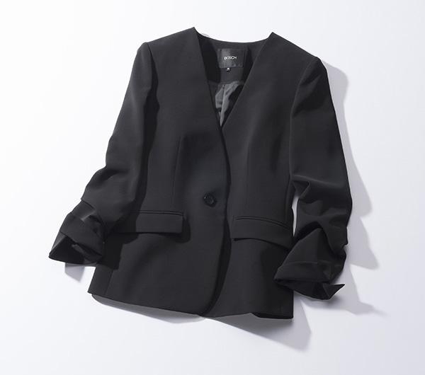 BOSCHの黒ジャケット