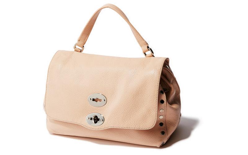 ワンハンドルバッグ:ザネラートのポスティーナ