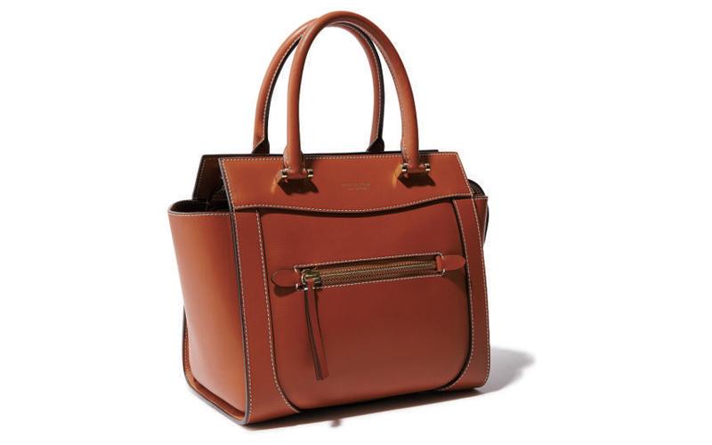 四角バッグ:マッキントッシュのスクエアバッグ