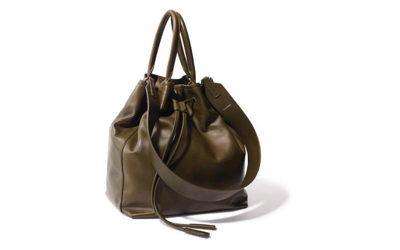 ストラップバッグ:オルセットの2WAYバッグ