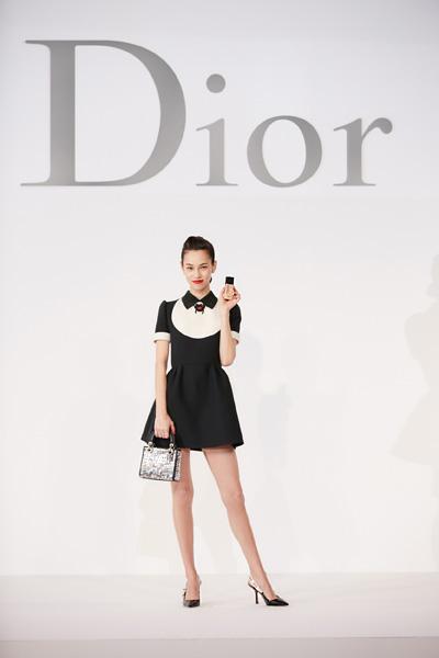 Dior 水原希子