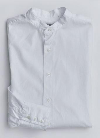C|スタンドカラーシャツ