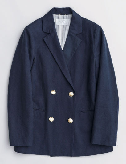 A|ネイビージャケット