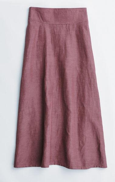 O|ロングスカート