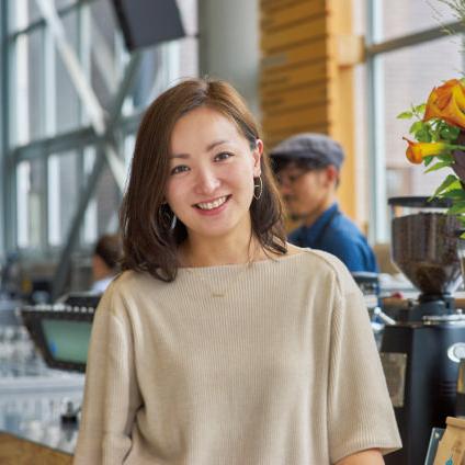 ブルーボトルコーヒー取締役 井川沙紀さん