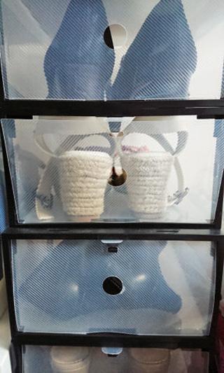 靴の収納ボックス