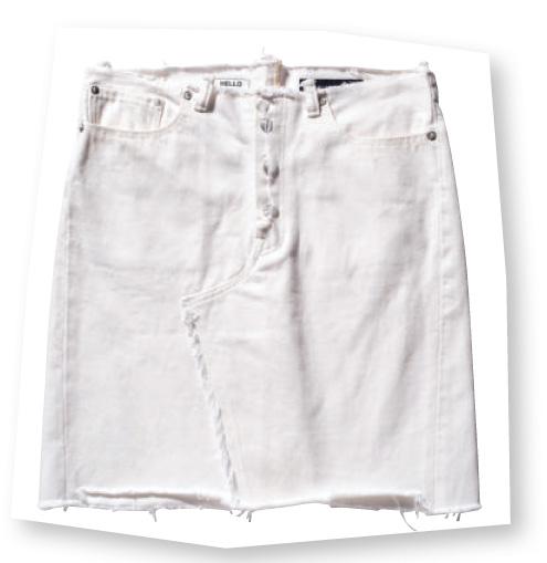 大人のミニスカート