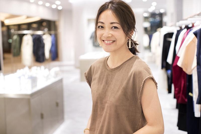 スタイリスト・縄田恵里さん