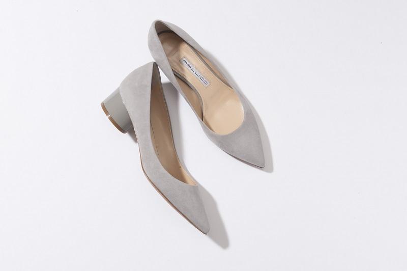 ペリーコのチャンキー靴