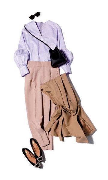 3月 最新ファッションコーデ46選 気になる春コーデは 女性の服装
